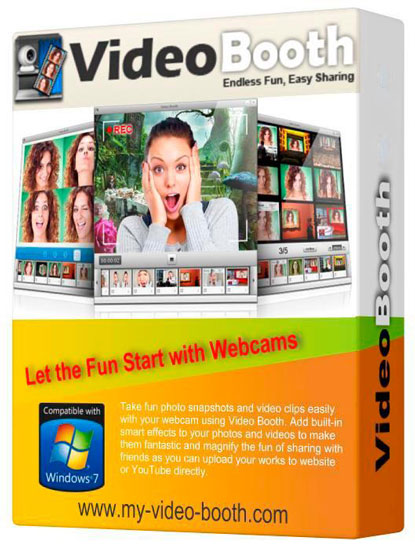 Video Booth Pro 2.5.3.8 + Rus