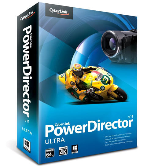 CyberLink PowerDirector 12.0.2230.0 Final + RUS
