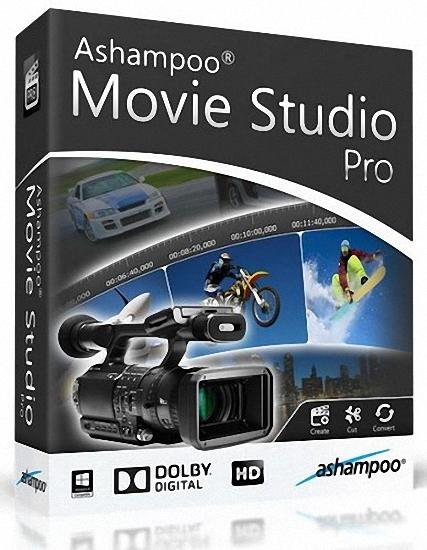Ashampoo Movie Studio Pro 1.0.3.8 ML/Rus