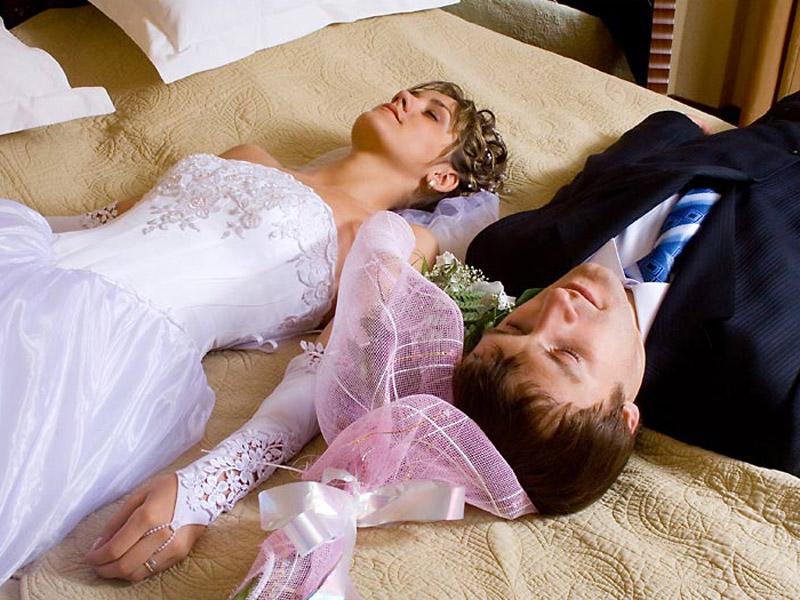 после свадебный секс для новичков онлайн
